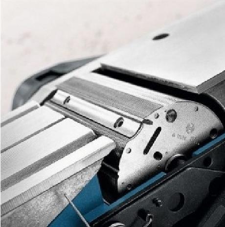 Как заменить ножи на элРубанке